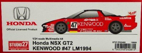 Honda NSX GT2 KENWOOD No.47 LM (Resin Cast model)