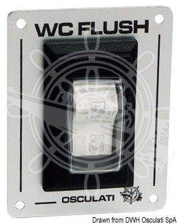 OSCULATI Interruttore WC Flush