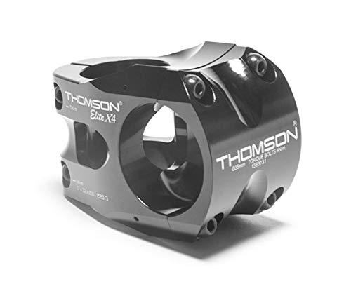 Thomson Casque Mixte Adulte Elite X6 A Noir 32mm x 35mm