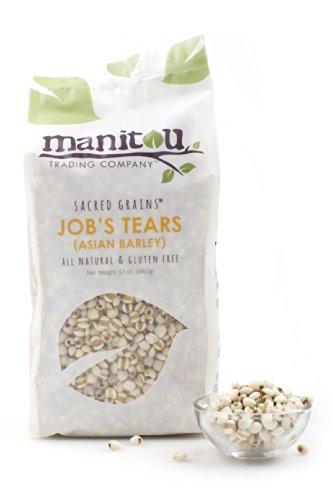 Manitou Trading Company Job's Tears (Asian Barley)