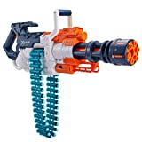 XSHOT Crusher – Palanca de Tiro semiautomático – 35 Cortes – 48 Flechas, Color Golpes (Zuru 36382)