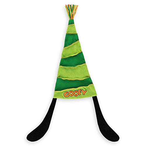 Disney Goofy Character Stocking Hat with Floppy Ears Green