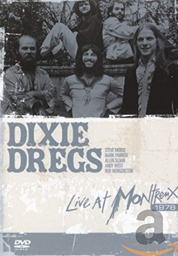 Dixie Dregs - Live At Montreux 1978