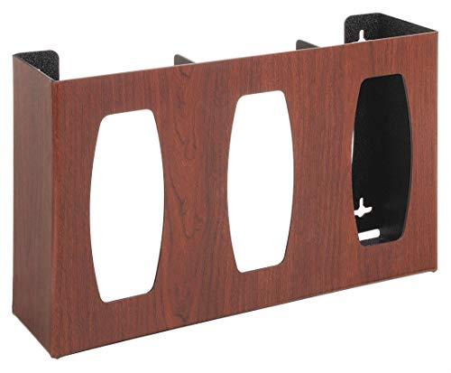 Glove Box Dispenser, (3) Boxes, Cherry