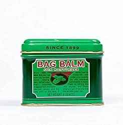 Vermont's Original Bag Balm for Dry Chapped Skin Conditions and heel fissures