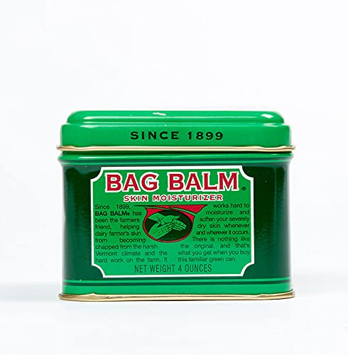 Vermont's Original Bag Balm for Dry Chapped Skin Conditions...