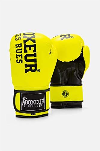 BOXEUR DES RUES - Impact Logo Sinthetic Boxing Gloves, Unisex