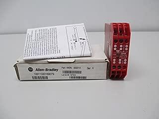 NEW ALLEN BRADLEY 440N-S32013 SIPHA GUARD MASTER SAFETY RELAY 24V-DC 4A D247168