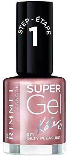 Rimmel London Kate 15Jahre Collection Supergel (Nagellack, Gilty Pleasure, 12ml