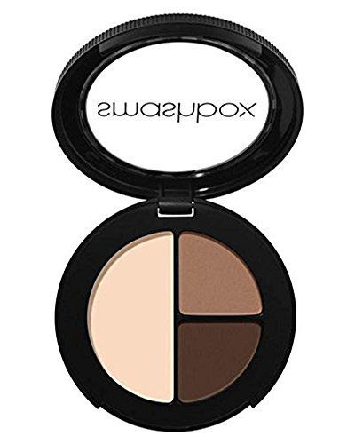 Smashbox Photo Edit Augen Ultra-Tragbare Lidschatten Trio -Nudie Pic:Hell- 0.11oz/3.2g