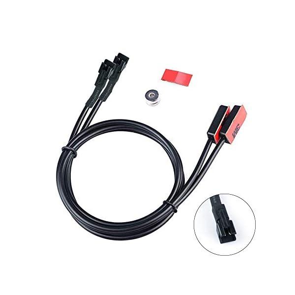 Electric Bikes Bafang Elektrofahrrad Ebike Bremssensor Kompatibel mit Hydraulischer und Mechanischer Bremse Mittelmotor Hub Motor [tag]