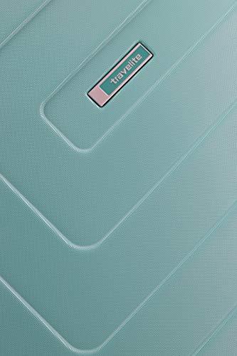 Valise de voyage à coque rigide de la série 'KALISTO' en 4 couleurs : élégante, élégante,...