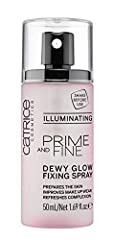 Many uses! Can be used as a primer, for setting-make up, as a fixing spray, or to instantly freshen the skin! Gives you a longlasting flawless finish that's sure to turn heads all day! Transparent, fresh spray that instantly enlivens the skin & compl...