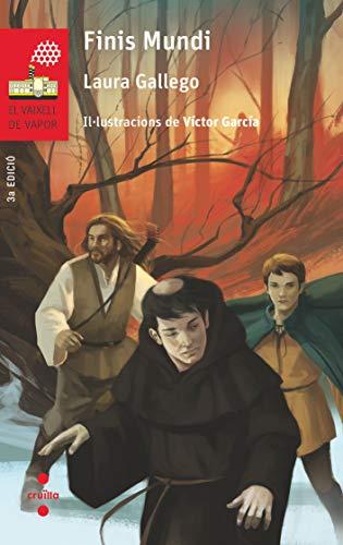 Finis Mundi: 168 (El Barco de Vapor Roja)