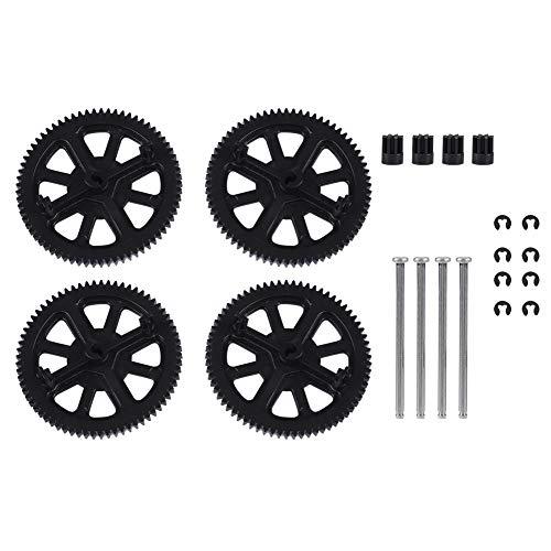 RC Gears, Piezas de Repuesto Eje Set para Parrot AR Drone 1.