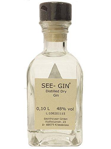 Steinhauser See Gin Bodensee Dry Gin Deutschland 0,1 Liter