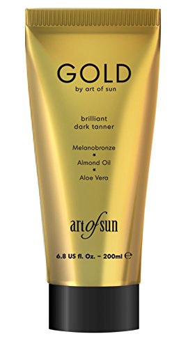 Art of Sun Gold Brilliant Dark Tanner 200 ml
