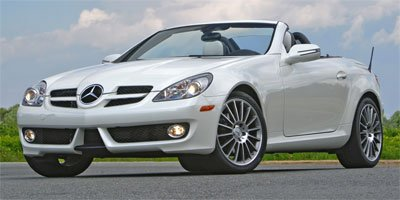 ... 2011 Mercedes-Benz SLK300, 2-Door Roadster