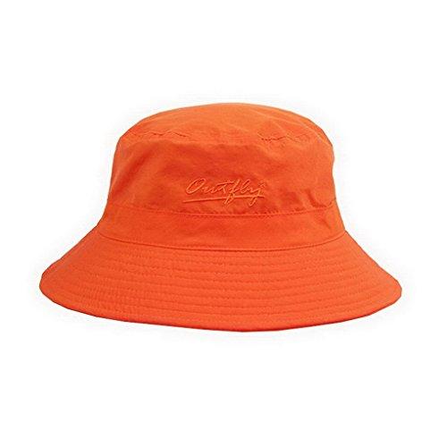 Evedaily Damne Fischerhut Bucket Hat Sonnenhut mit Kinnband,Kopfumfang 55-58cm,B15003
