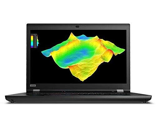 Lenovo ThinkPad P73 Laptop, 17.3' FHD (1920 x 1080), Intel Core i7-9850H, 16GB RAM, 512GB SSD,2, NVIDIA Quadro T2000, Windows 10 Pro (Renewed)