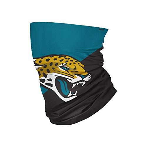 Jacksonville Jaguars NFL Big Logo Gaiter Scarf