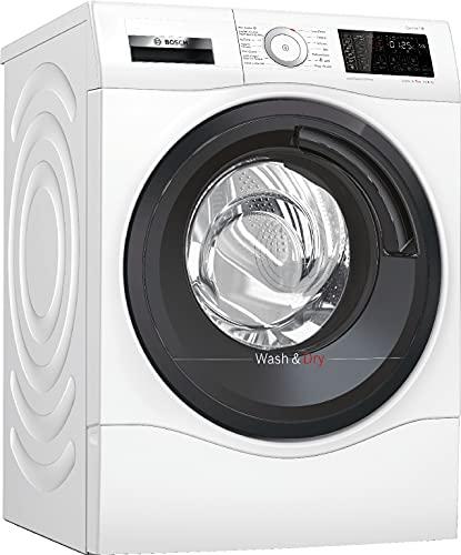 Bosch Elettrodomestici WDU8H540IT Serie 6, Lavasciuga, 10/6 kg, 1400 rpm