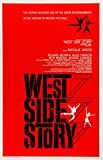West Side Story c4964 A0 Poster on Canva - Canvas-Material