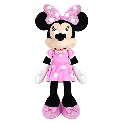 Mickey Mouse Disney Junior Jumbo 25-Inch Plush Minnie Mouse
