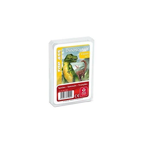 ASS Altenburger - Set de Inicio de Cartas Dinosaurios (4042677719942) (versión en alemán)