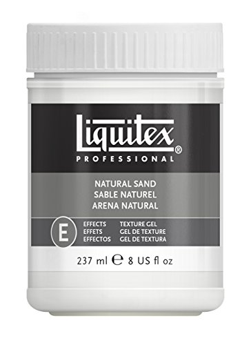 LIQUITEX Médium Efectos Arena Natural Profesional, 237 ml
