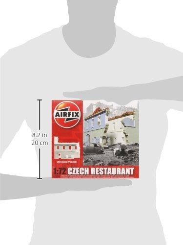 Airfix A75016 Czech Restaurant Ruin 1:72 Diorama Resin Undecorated Model