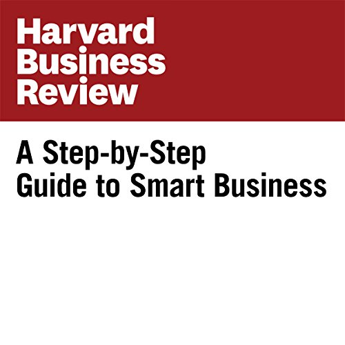 A Step-by-Step Guide to Smart Business (Harvard Business Review) cover art