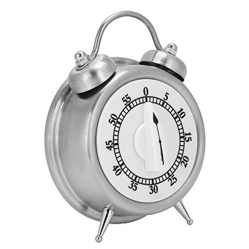 Especial de Año Nuevo 2021Temporizador mecánico duradero, cronómetro estable, para salones de belleza, cocina, peluquería, sauna, tienda