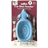 best cat slow feeder for wet food - SPOT Doc & Phoebe's Wet Feeder for Cats