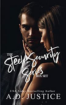 Steele Security Complete Set by [A.D. Justice]