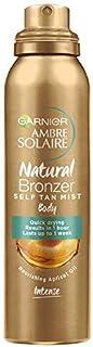 Garnier Ambre Solaire Natural Bronzer Tan Body Mist, 150ml