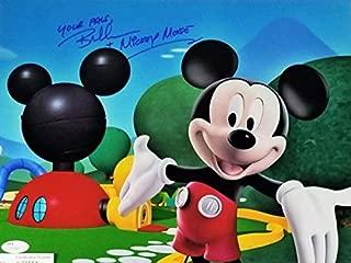 Bret Iwan Autographed Signed Memorabilia 11x14 Photo Autograph JSA Coa 664 Mickey Mouse Clubhouse