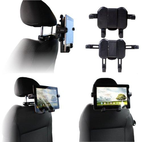 Navitech KFZ Montierung/Halterung für die Kofstütze für das Sony Xperia Tablet Z/Sony Xperia Z2 Tablet/Sony Vaio Flip 11
