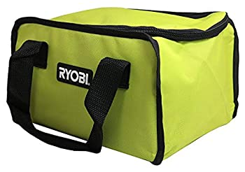 Ryobi 903209066 / 902164002 Soft-Sided Power Tool Bag with Cross X Stitching and Zippered Top  Fits CSB143LZK Circular Saw