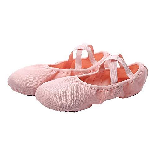 1 para baletki, buty do tańca miękkie elastyczne buty do jogi buty gimnastyczne pantofle baletowe dla dziewczynek