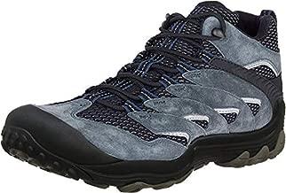 Merrell Chameleon 7 Limit Mid Waterproof Men's Turbulence Shoes Size 10.5