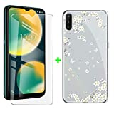 ZXLZKQ Case + Tempered Glass Screen Protector for Wiko