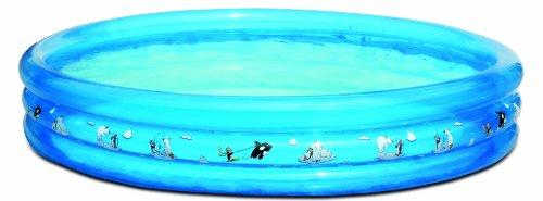 Friedola 12232 - Planschbecken Arctic, Durchmesser 140 cm, Pool