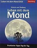 Leben mit dem Mond Wissenskalender. Tischkalender 2020. Tageskalendarium. Blockkalender. Format 12,5 x 16 cm - Harenberg