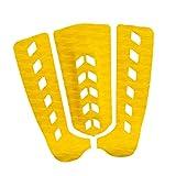 xldiannaojyb 3 UNIDS/Set Anti-Slip Tape Tapet TRACTURY Pad Pad Stomp Pad EXPLESO Accesorios DE Saluda DE Saluda (Color : Yellow as described)