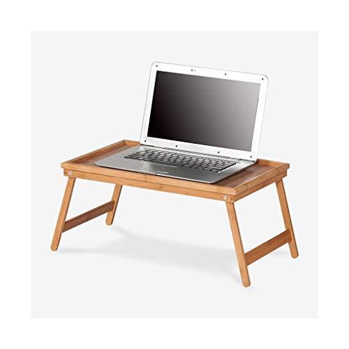 Lapdesks klaptafel Draagbare tafel voor kinderen ambachtelijke tafel Slaapzaal Lezen Tafel Studie Tabel Computer vouwtafel (Kleur : A, Maat : 50 * 30.5CM)