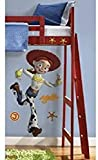 RoomMates RMK1432GM Jessie Toy Story Giant Peel & Stick Wall Decal