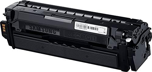 Samsung CLT-K503L/ELS Original Toner (Kompatibel mit: SL-C3010ND/C3060FR) Schwarz