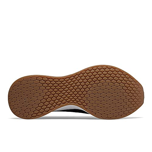 New Balance Fresh Foam Roav, Zapatillas de Running Hombre, Black, 45.5 EU