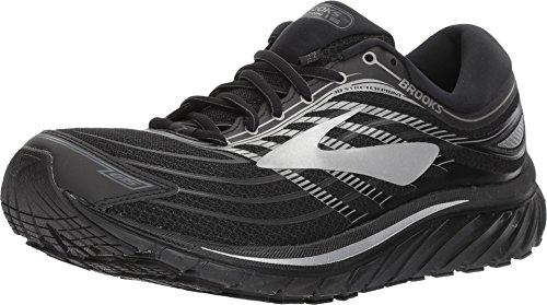 Brooks Glycerin 15 Men's Running Shoe Silver/Navy/Blue, 8